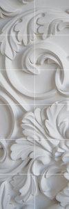 Foto tegelsticker 15x15 'Barok luxury' 90x30 cm hxb