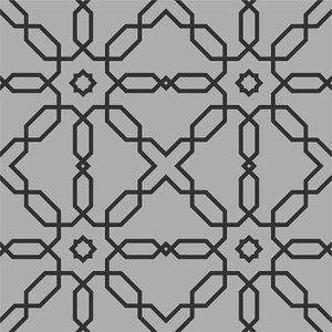 Tegelstickers Arabische tegels Damascus c2