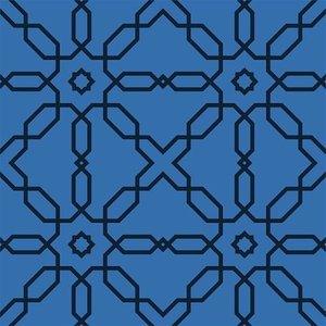 Tegelstickers Arabische tegels Damascus c3