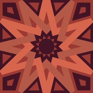 Tegelstickers Arabische tegels Tétouan c5