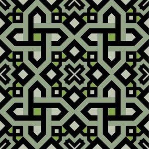 Tegelstickers Arabische tegels Nabk c2