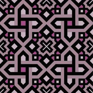 Tegelstickers Arabische tegels Nabk c3
