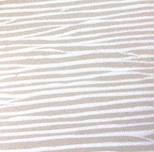 Statisch raamfolie dunne lijntjes wit