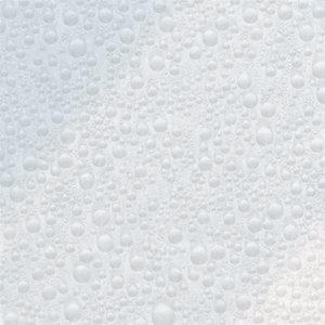 Raamfolie waterdruppels