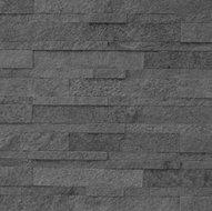 steenstrip natuursteen antraciet grijs